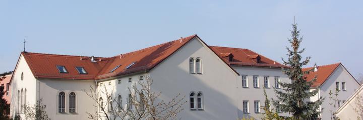 Diakonissenanstalt Dresden: Küche im Hedwig-Fröhlich-Haus