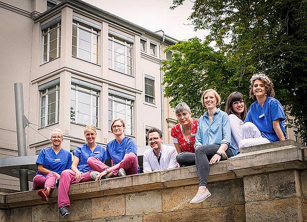 Team Gynäkologisches Krebszentrum am Diako