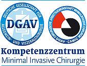 Kompetenzzentrum für minimalinvasive Chirurgie nach den Vorgaben der Deutschen Gesellschaft für Allgemein- und Viszeralchirurgie (DGAV)