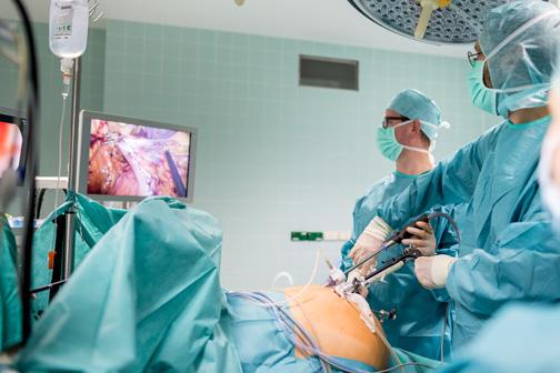"""Das Diako ist zertifiziertes """"Kompetenzzentrum für Minimalinvasive Chirurgie"""""""
