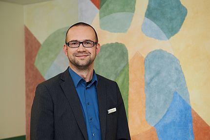 Pflegedirektor Michael Junge