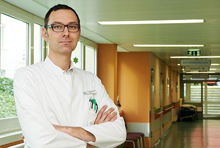 Oberarzt Dr. med. Thomas Martin